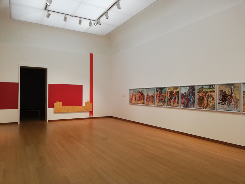 Walid Raad: Let's be honest, the weather helped @ Stedelijk Museum Amsterdam