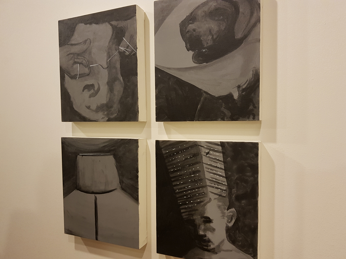 """Future """"Untitled"""" @ Galerie Larik"""