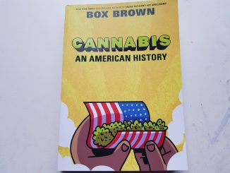 Box Brown, Cannabis: The Illegalization of Weed in America
