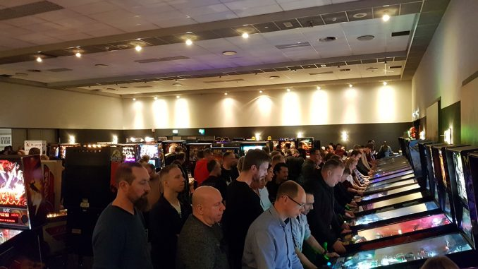 Dutch Pinball Open 2019