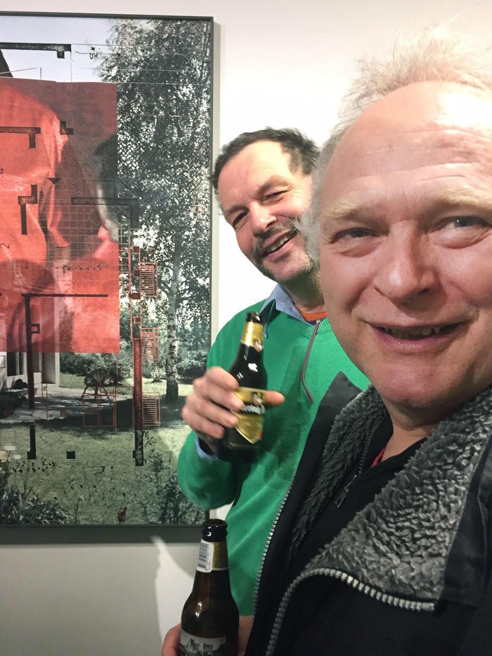 Wim Bosch, Gerbrand Burger, Annegret Kellner – OFF GRID @ Dapiran Art Project Space