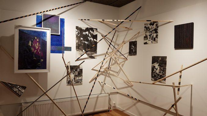 Henny Overbeek en Nik Christensen @ Galerie Larik