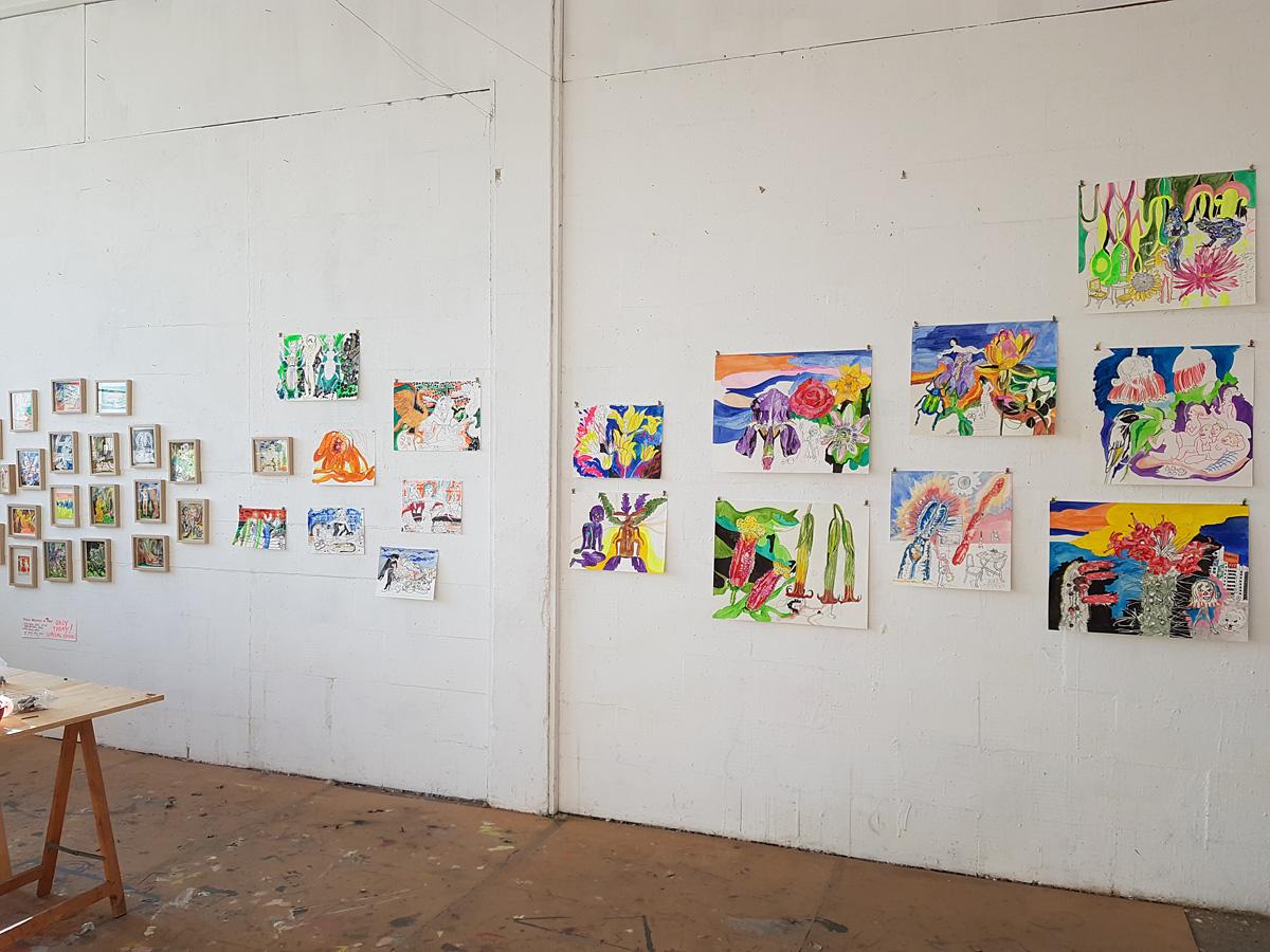 Open Ateliers Kunst & Complex