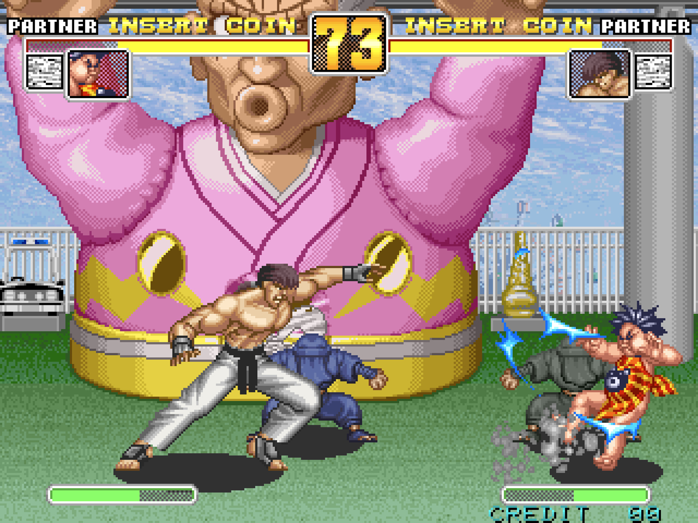 Toshi Omagari, Arcade Game Typography