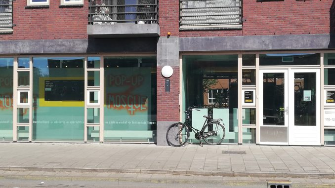 CBK Zuidoost – Pop Up Mosque