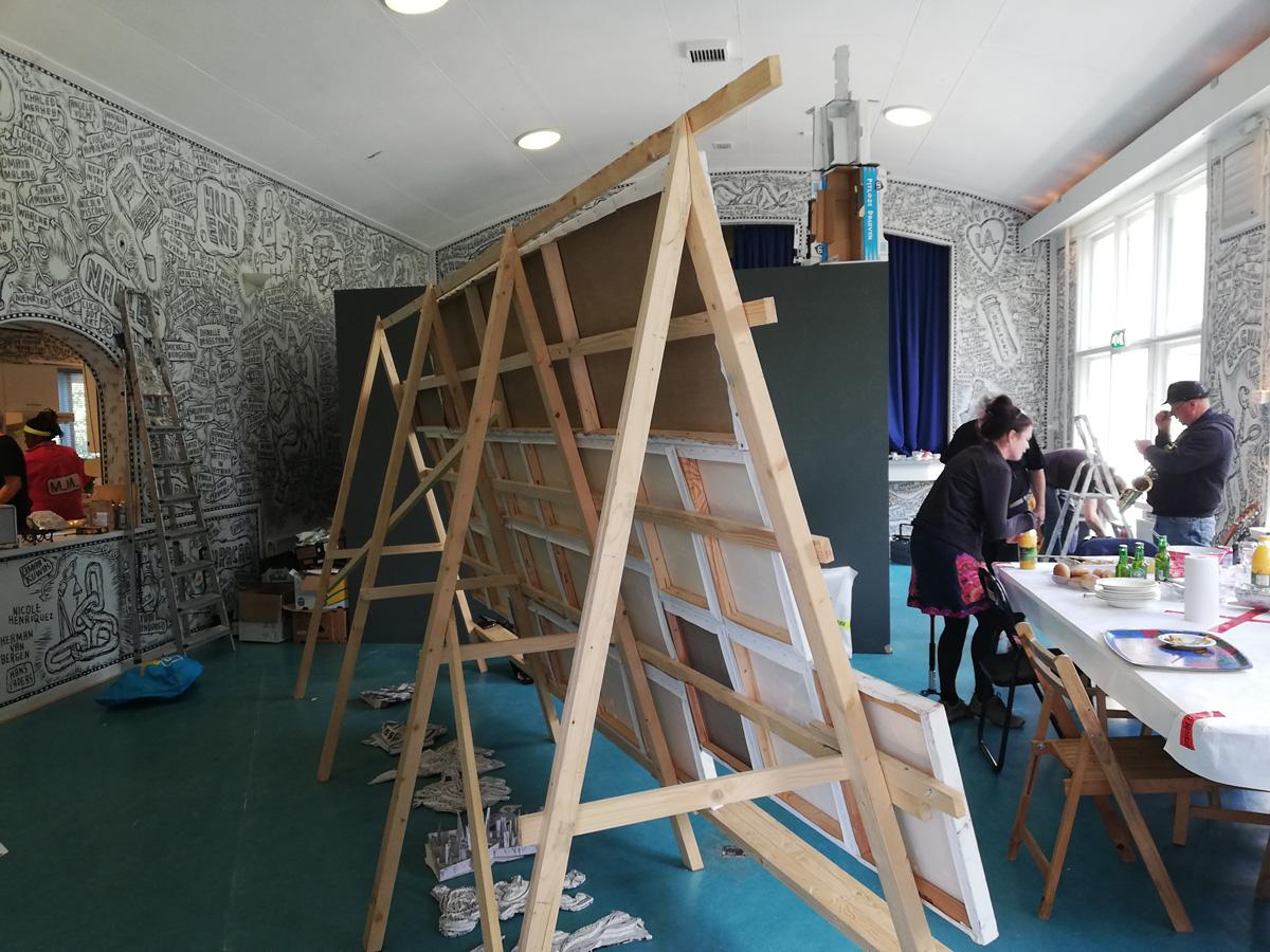 M_M_Art Space, Kattendijke Zeeland
