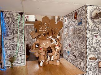 Artist in the World: Amsterdam Zuidoost editie