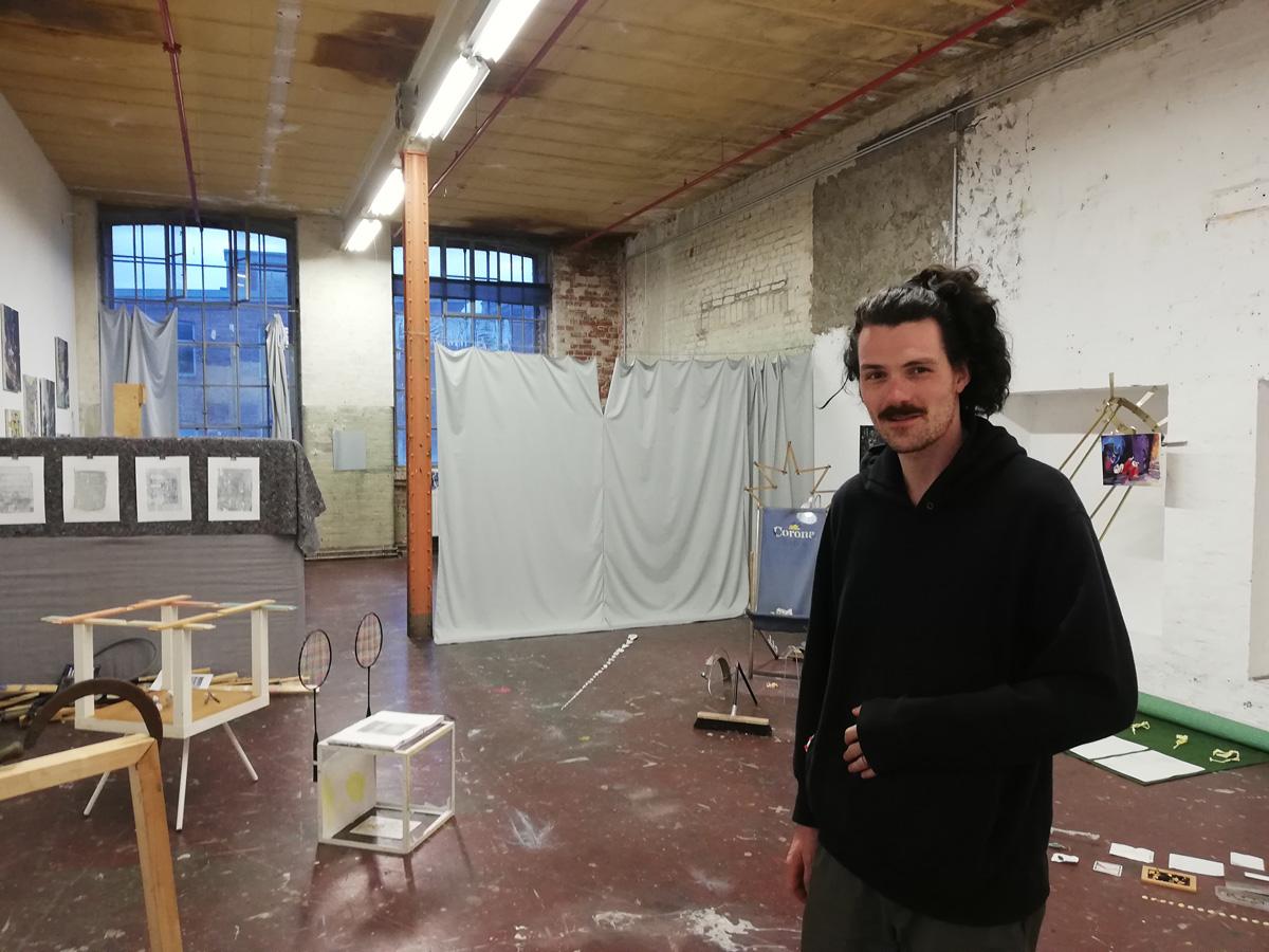 Atelier Sam Clague