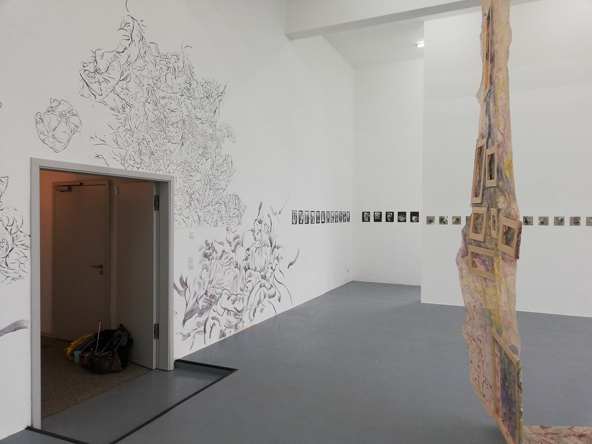 Aika Furukawa, Come to the mountain @ ODP Galerie, Leipzig