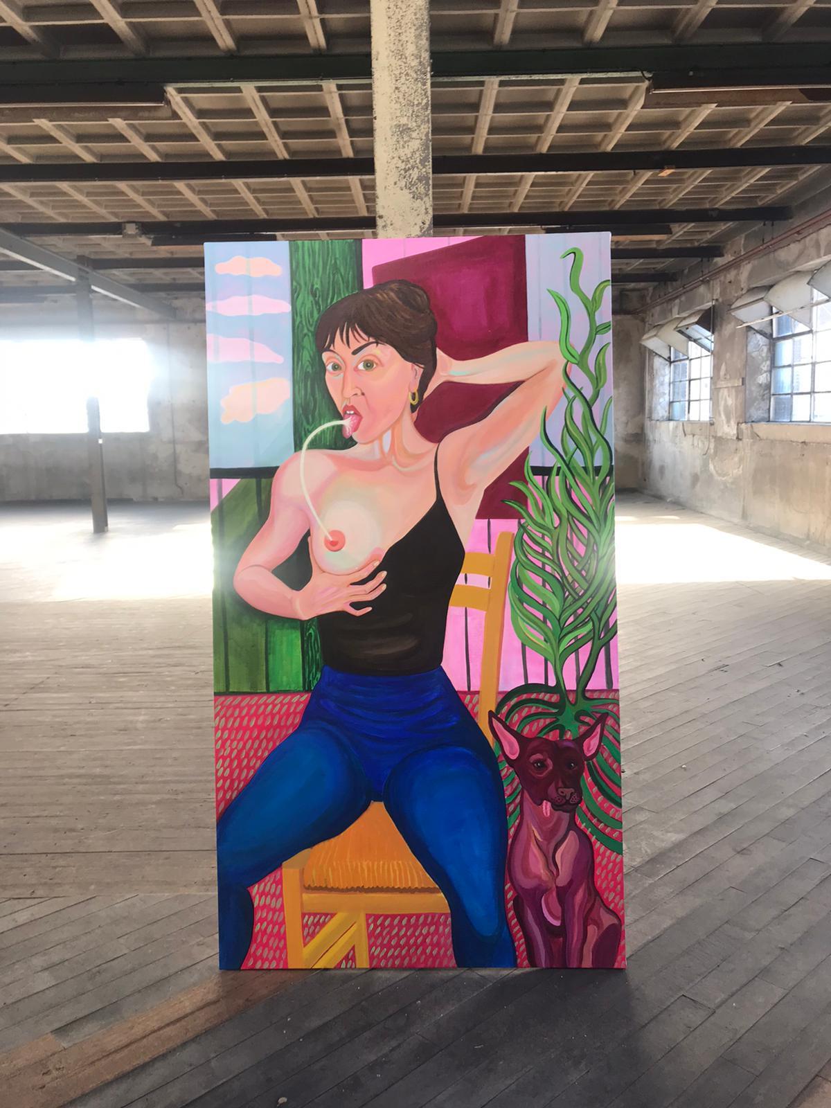 Carmen Schabracq @ Galerie Fleur & Wouter
