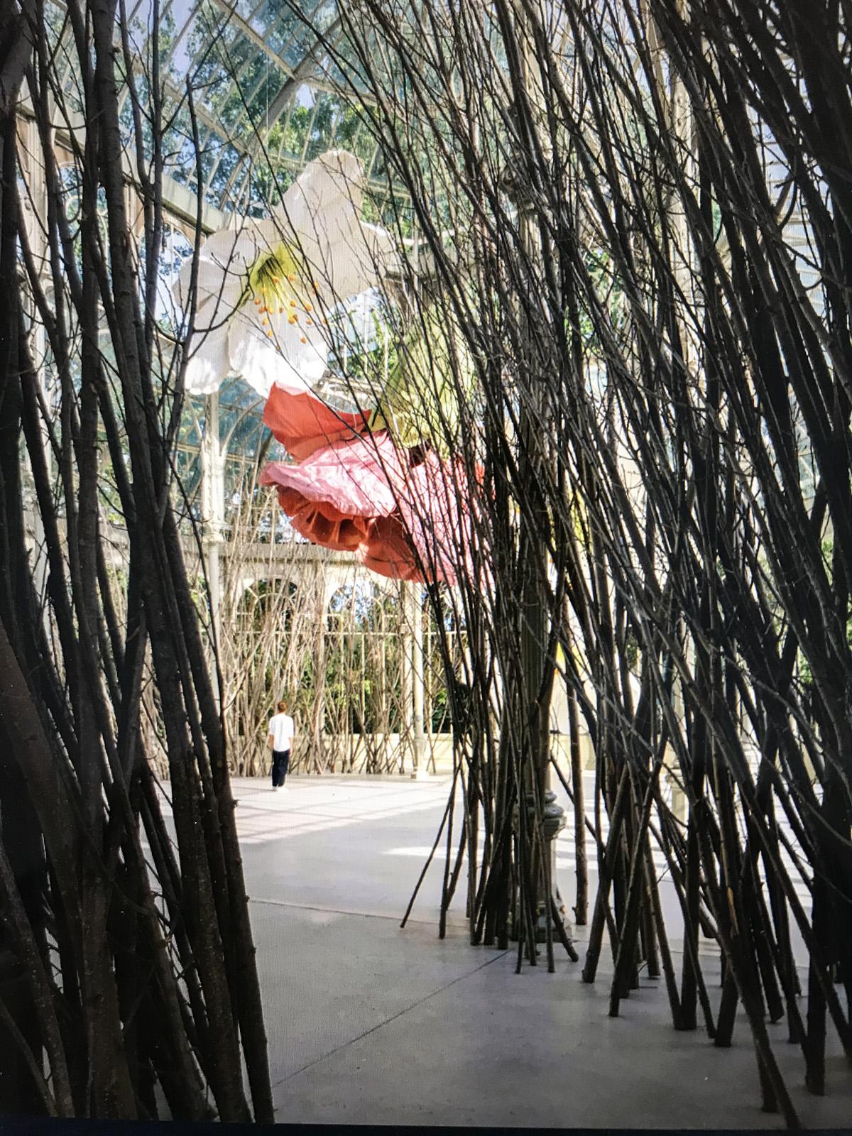 Petrit Halilaj @ Arte Reina Sofía, Madrid