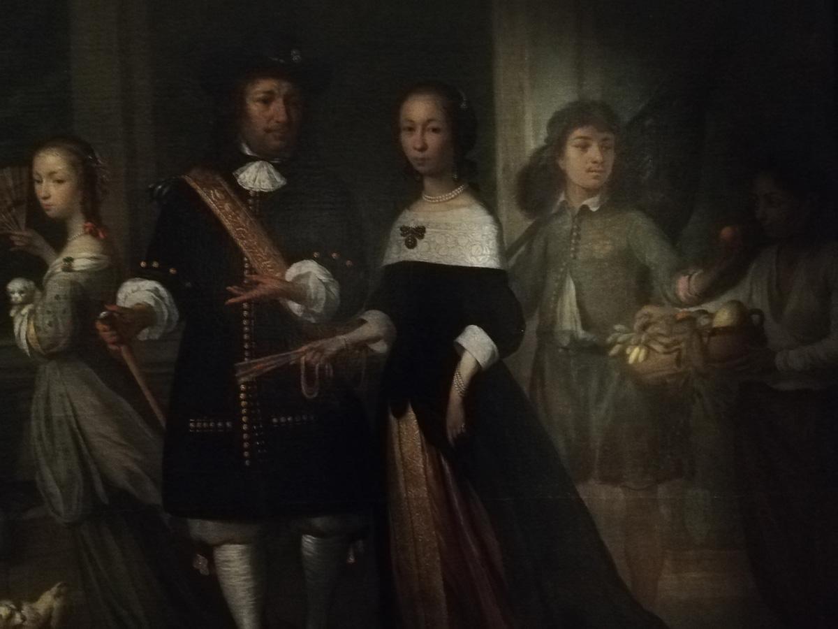 Rijksmuseum: Slavernij