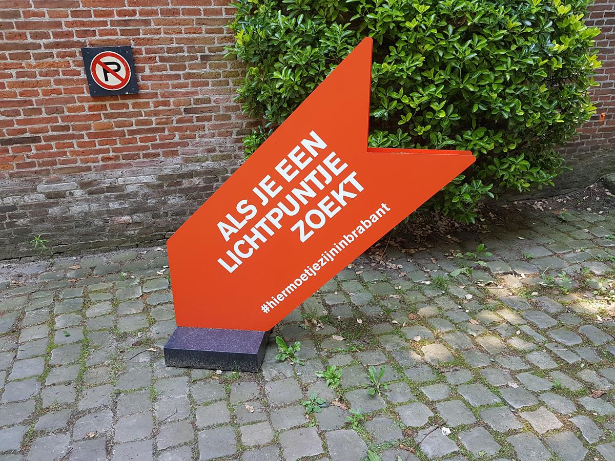 Kunst in de Heilige Driehoek, Oosterhout