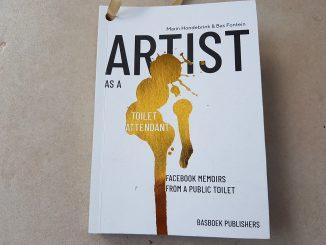 Marin Hondebrink, Artist as a Toilet Attendant
