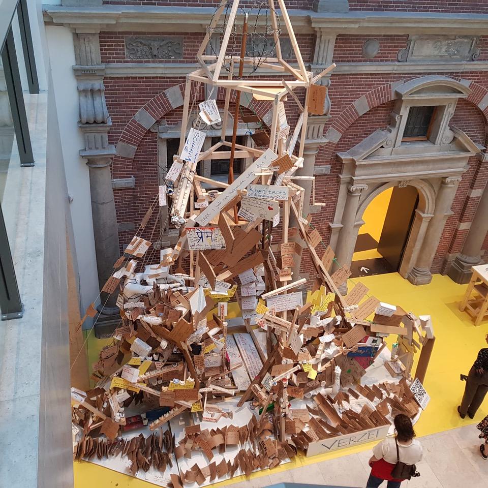 Instituto Buena Bista @ Rijksmuseum