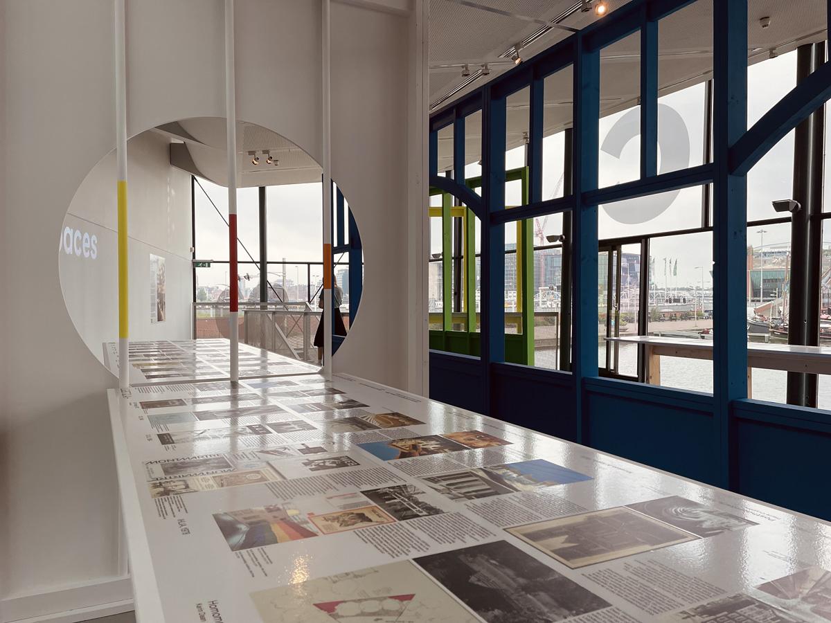 Safe Spaces @ Architectuurcentrum Amsterdam