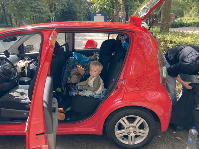 Residency Road Trip (on motherhood!)